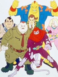 sees Captain Planet reprogram the robots to turn them to good use on ...