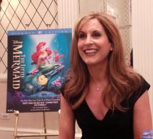 Jodi Benson Ariel Voice