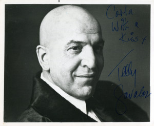Telly Savalas Photos