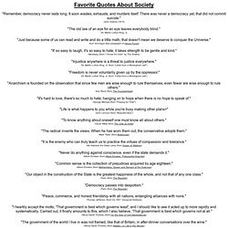... Quotes About Society. Favorite Quotes About Society