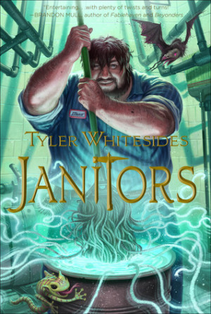 Janitors by Tyler Whitesides – Combined Book Review