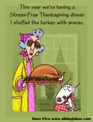 Stressfree Thanksgiving This year