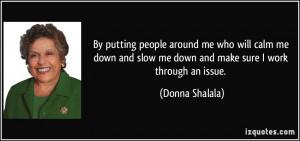 More Donna Shalala Quotes