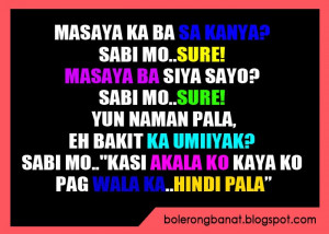 Love Quotes Kilig Wallpapers: 03012014 04012014 Bolerong Banat Cheezy ...