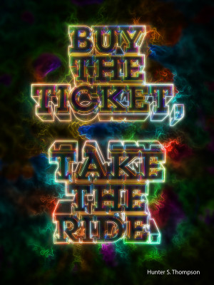 Psychedelic Quotes on Behance