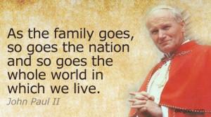 John Paul 2 Quotes On 010
