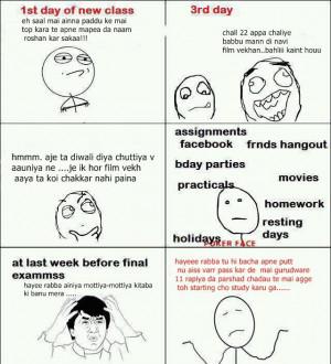 exam quotes funny facebook