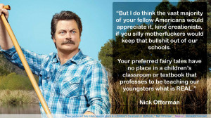 ... Nick Offerman motivational inspirational love life quotes sayings
