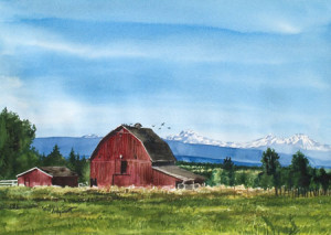 ... Available Prints (Country, Trucks and Barns) / Cascade Country Barn