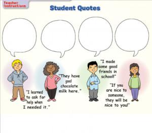 Exchange Student Quotes