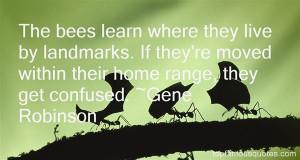 Favorite Gene Robinson Quotes