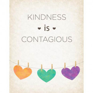 Kindness is contagious ~ spread it around #quote #kindness #taolife # ...