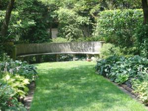 Shakespeare Garden At Northwestern University Is A Study In Beauty