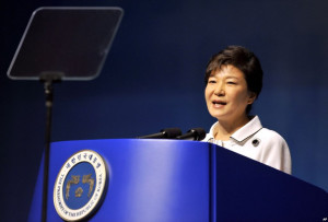 president obama and south korean president park geun hye hold news