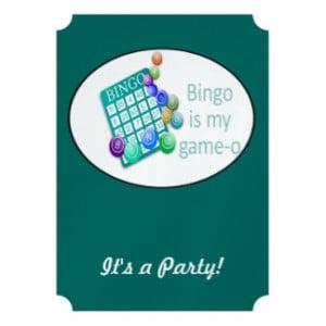 Bingo Quotes Gifts
