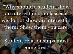 , Teachers Quotes, Student Relationships, National Teachers, Teachers ...