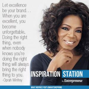 WinfreyWinfrey Inspirationquot, Women Entrepreneur Quotes, Quotes ...