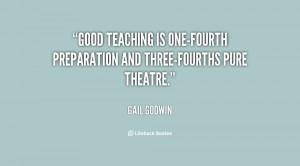 Good Preparation Quotes