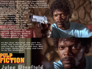 samuel l jackson pulp fiction ipsum Samuel L. Jackson Speeches Top