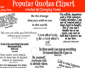 Quote Is A Quote (E- Book ) – Scrapbooking Quotes