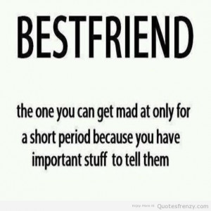 best friend forever sister other half Quotes