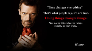 Hugh laurie houses motivation quotes text wallpaper