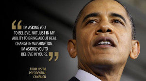 Words failing a stuggling Obama swamped by his oratory
