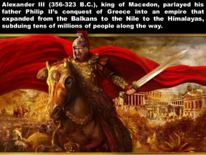 Alexander The Great Quotes Alexander iii 356 323 b c
