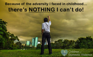Because of the Adversity I Faced in Childhood, There's Nothing I Can ...
