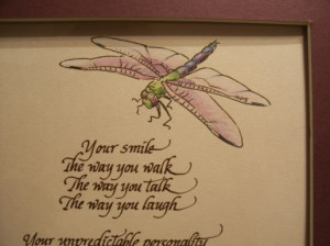 Inspirational Quotes About Dragonflies