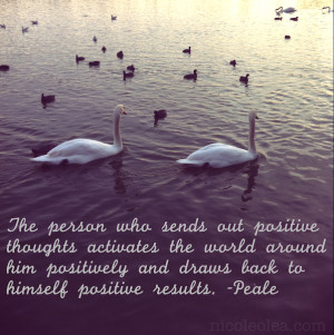 ... quote swans # quotes # peale positive quote swans # quotes # peale