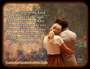 Cute Love Quotes For Him 71