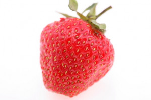Stock Photo Image The Red Juicy...