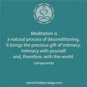 sahaja yoga quotes