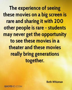 The Big Picture Quotes...