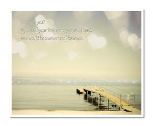 Romantic beach quotes wallpapers