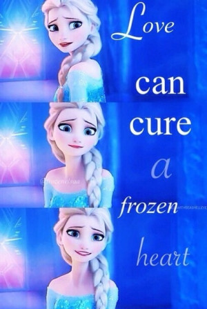 Quotes From Disney Frozen