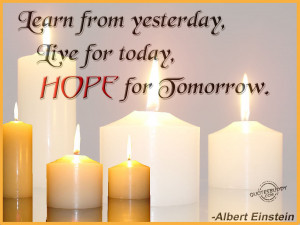 Hope In Life Hd Always Hope For Coming Days In Your Life Hope Quotes ...