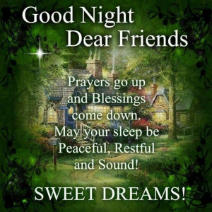 Faith - Good Night Prayer