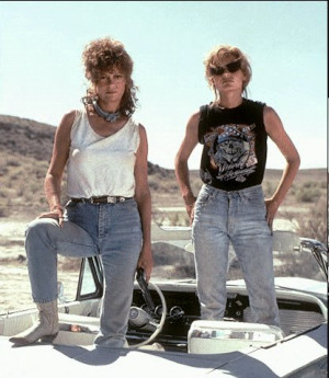 Thelma and Louise: Two Decades of Feminist Action