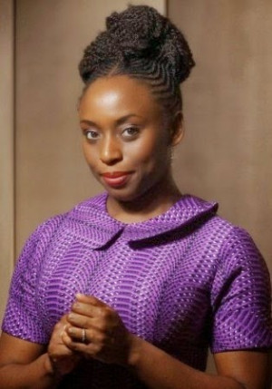 Renowned Nigerian author Chimamanda Ngozi Adichie yesterday March 13th ...