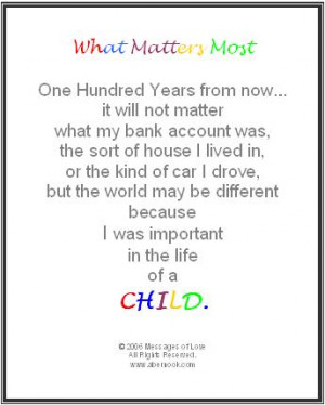 Inspirational Quotes For Children With Special Needs