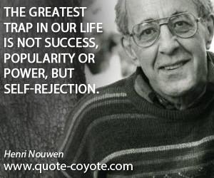 Henri Nouwen Quotes