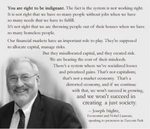 Nobel Laureate Joseph Stiglitz: Myth Of America's Golden Age