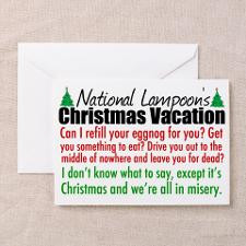 National Lampoon's Christmas Vacation Greeting Cards