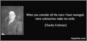 submarines quotes