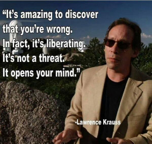 Lawrence M Krauss Quotes