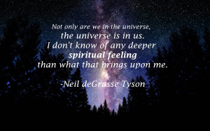 Quote via radio broadcast. Image via QuantumRevolution