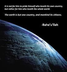 Informal Talk about the Baha'i Faith
