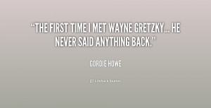the time we first met quotes